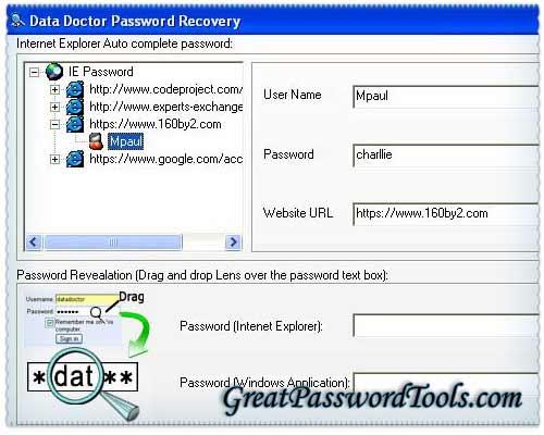 IE Password Unlock